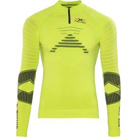 X-Bionic Trail Running Effektor OW Koszulka do biegania z długim rękawem Mężczyźni, green lime/black